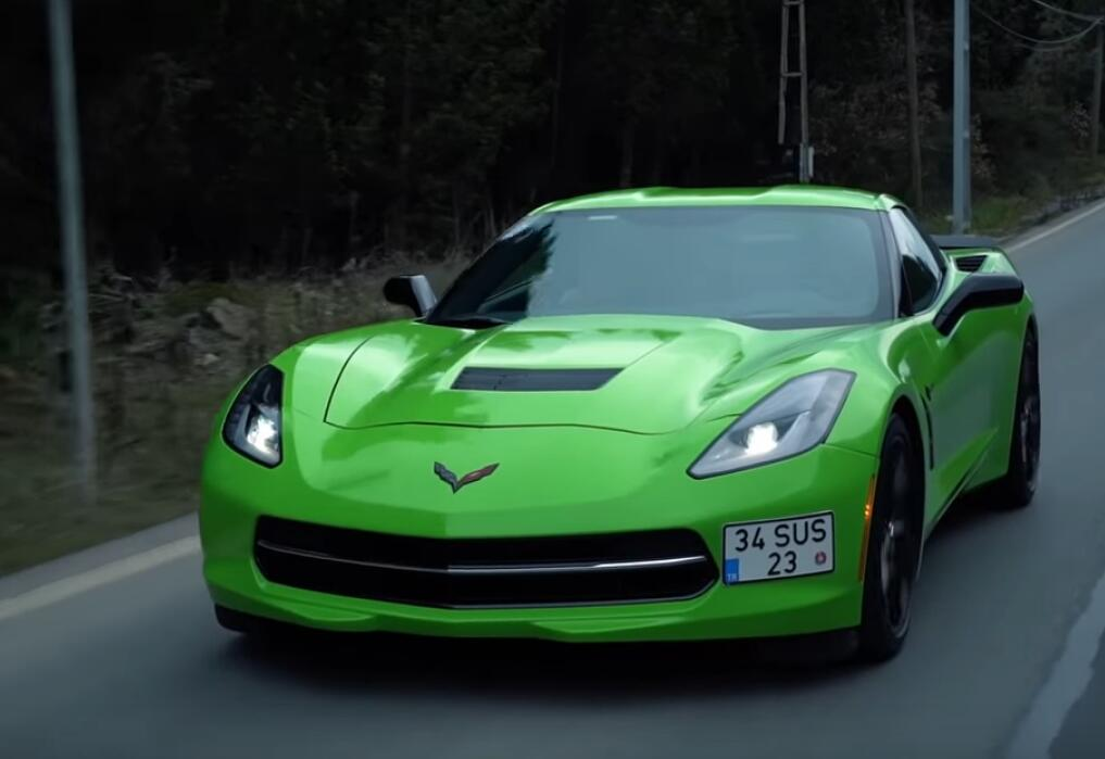 What is New for 2019 Chevrolet Corvette ZR1?