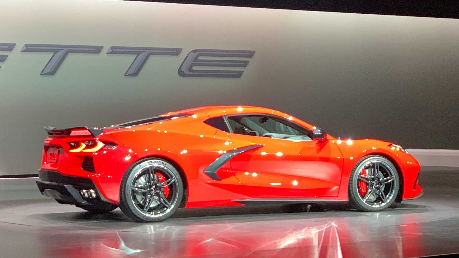 Chevy Corvette C8